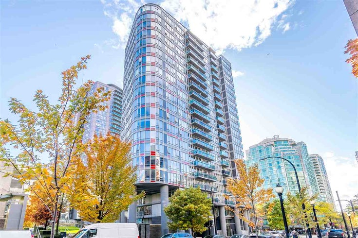 308 788 HAMILTON STREET - Downtown VW Apartment/Condo for sale, 1 Bedroom (R2514915)