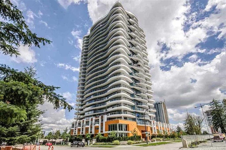 1206 13303 CENTRAL AVENUE - Whalley Apartment/Condo for sale, 1 Bedroom (R2514927)