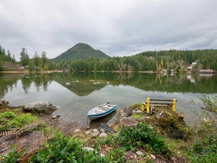 5653 EAST OYSTER BAY ROAD - Pender Harbour Egmont House with Acreage for sale, 4 Bedrooms (R2514980)