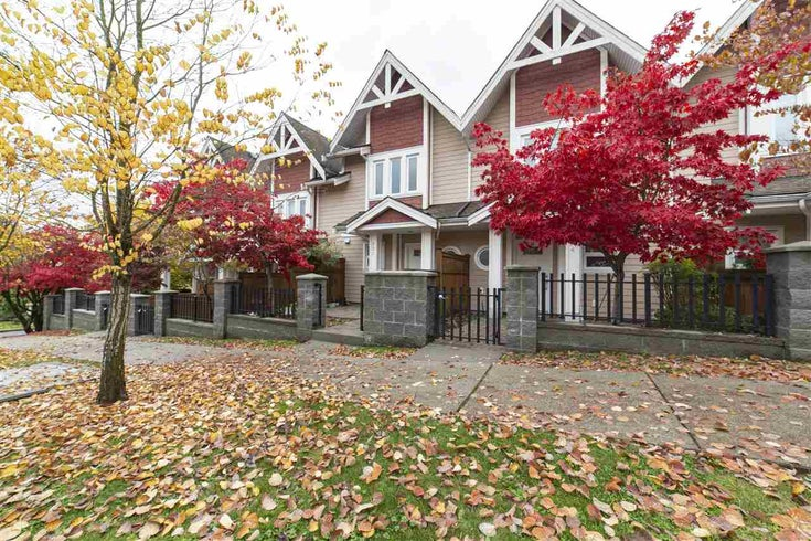 303 568 ROCHESTER AVENUE - Coquitlam West Townhouse for sale, 3 Bedrooms (R2515008)