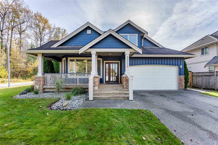 22398 52 AVENUE - Murrayville House/Single Family for sale, 5 Bedrooms (R2515039)