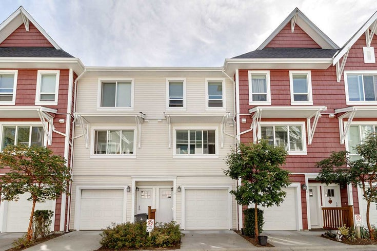 13 3039 156 STREET - Grandview Surrey Townhouse for sale, 3 Bedrooms (R2515050)