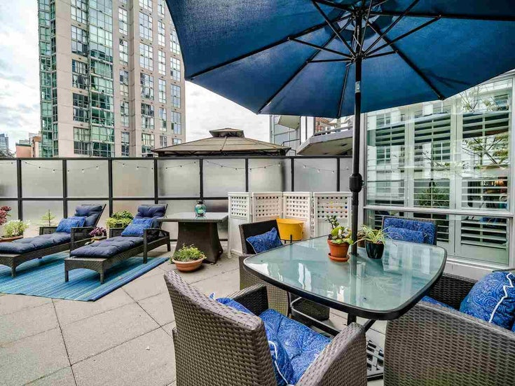 305 1212 HOWE STREET - Downtown VW Apartment/Condo for sale, 1 Bedroom (R2515062)