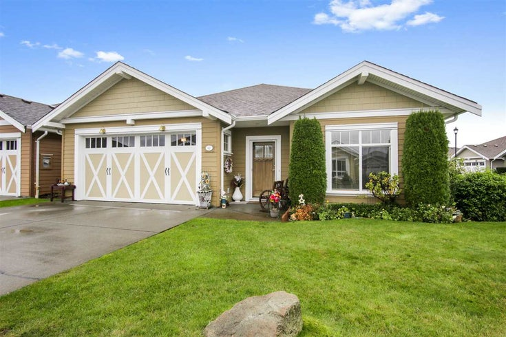 61 7600 CHILLIWACK RIVER ROAD - Sardis East Vedder Rd House/Single Family for sale, 2 Bedrooms (R2515130)