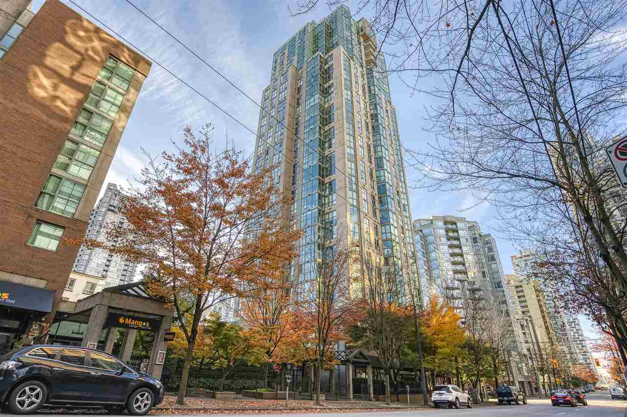 1401 1188 HOWE STREET - Downtown VW Apartment/Condo for sale, 2 Bedrooms (R2515185) - #1
