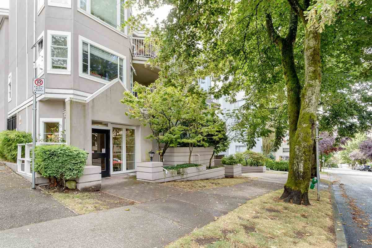 103 1280 NICOLA STREET - West End VW Apartment/Condo for sale, 2 Bedrooms (R2515238) - #1