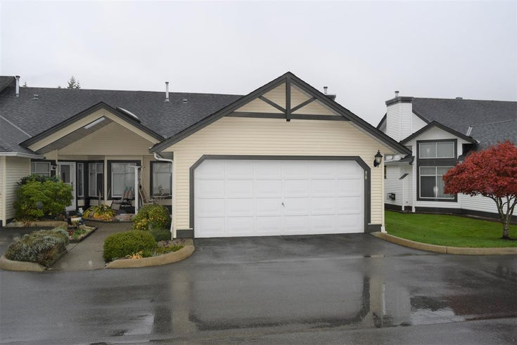 96 19649 53 AVENUE - Langley City Townhouse for sale, 2 Bedrooms (R2515315)