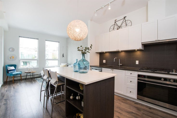 406 105 W 2ND STREET - Lower Lonsdale Apartment/Condo for sale, 1 Bedroom (R2515353)
