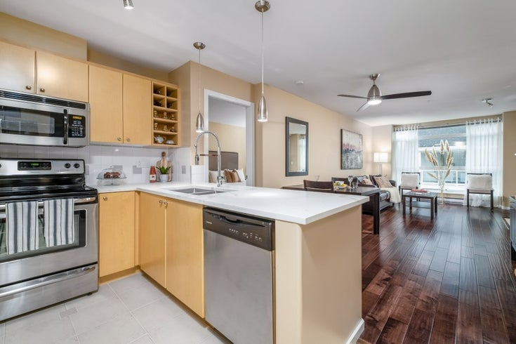 313 3122 ST JOHNS STREET - Port Moody Centre Apartment/Condo for sale, 2 Bedrooms (R2515452)