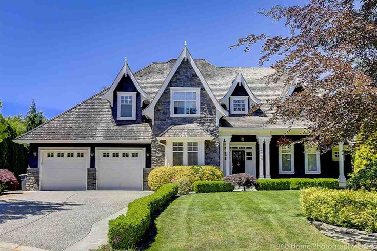 3259 143A STREET - Elgin Chantrell House/Single Family for sale, 4 Bedrooms (R2515457)