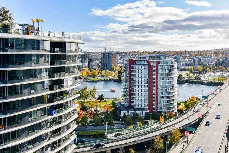 1611 89 NELSON STREET - Yaletown Apartment/Condo for sale, 1 Bedroom (R2515493)