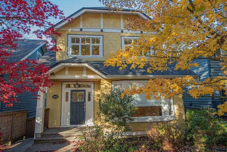 3041 W 13TH AVENUE - Kitsilano House/Single Family for sale, 5 Bedrooms (R2515541)