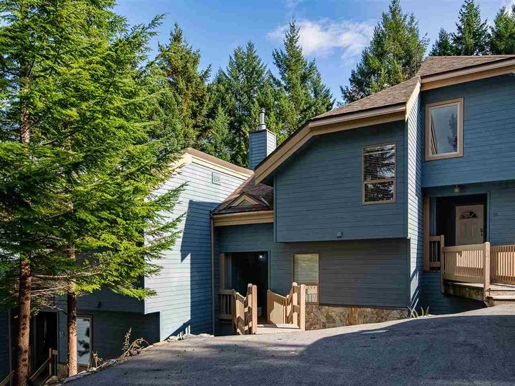 57 6127 EAGLE RIDGE CRESCENT - Whistler Cay Heights Townhouse for sale, 3 Bedrooms (R2515589)