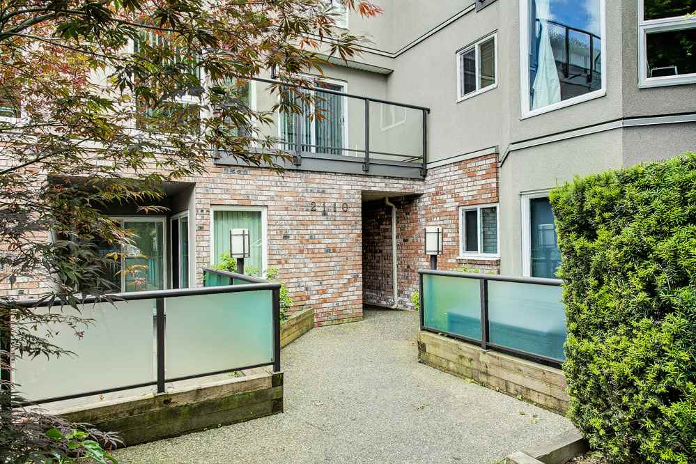 208 2110 CORNWALL AVENUE - Kitsilano Apartment/Condo for sale, 1 Bedroom (R2515614) - #15