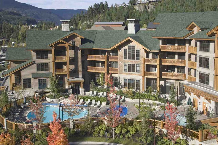 220 2202 GONDOLA WAY - Whistler Creek Apartment/Condo for sale, 2 Bedrooms (R2515706)