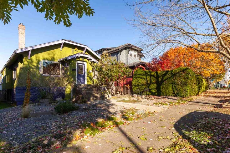 2353 GRANT STREET - Grandview Woodland House/Single Family for sale, 4 Bedrooms (R2515743)