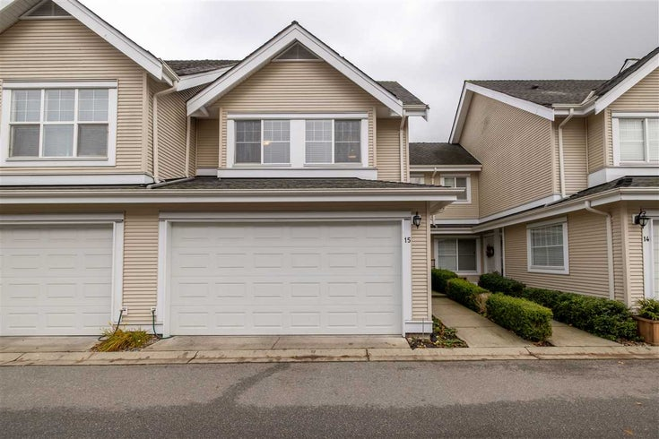 15 17097 64 AVENUE - Cloverdale BC Townhouse for sale, 3 Bedrooms (R2515758)