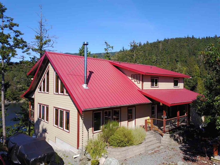 190 MUSGRAVE PLACE - Salt Spring Island House/Single Family for sale, 3 Bedrooms (R2515802)