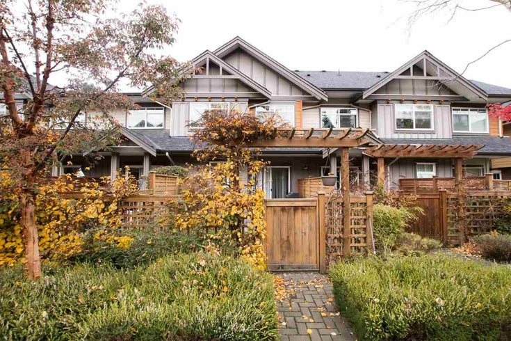 95 2979 156 STREET - Grandview Surrey Townhouse for sale, 3 Bedrooms (R2515833)
