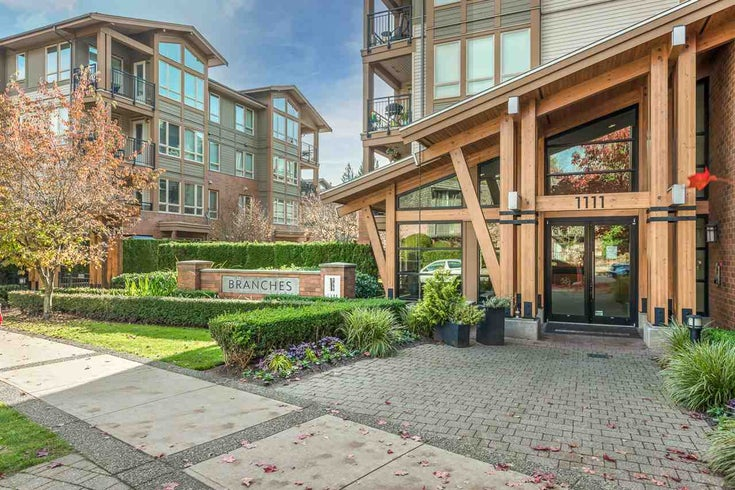 101 1111 E 27TH STREET - Lynn Valley Apartment/Condo for sale, 1 Bedroom (R2515852)
