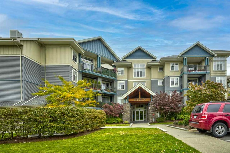 206C 45595 TAMIHI WAY - Vedder S Watson-Promontory Apartment/Condo for sale, 2 Bedrooms (R2515877)