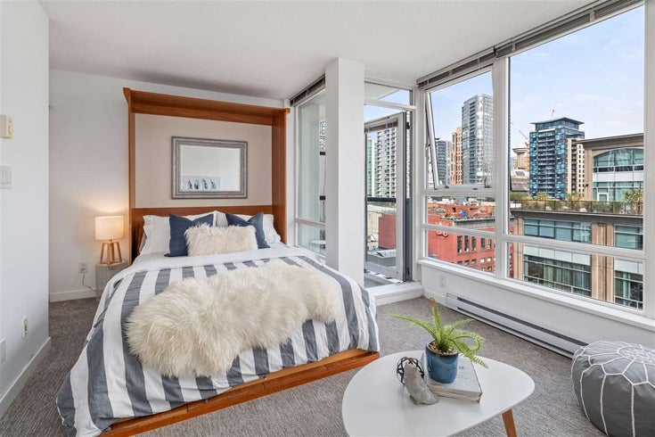 1506 928 BEATTY STREET - Yaletown Apartment/Condo for sale(R2515933)