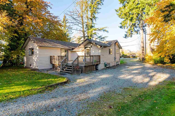 23794 FRASER HIGHWAY - Campbell Valley House/Single Family for sale, 5 Bedrooms (R2516043)