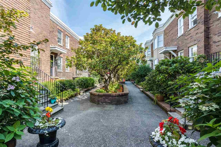 1361 W 7TH AVENUE - Fairview VW Townhouse for sale, 2 Bedrooms (R2516098)