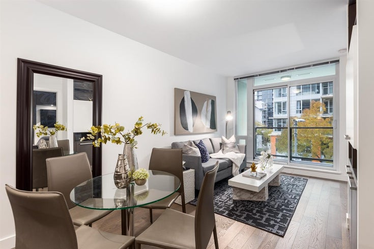 323 288 W 1ST AVENUE - False Creek Apartment/Condo for sale, 1 Bedroom (R2516108)