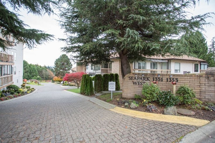 309 1353 VIDAL STREET - White Rock Apartment/Condo for sale, 2 Bedrooms (R2516122)
