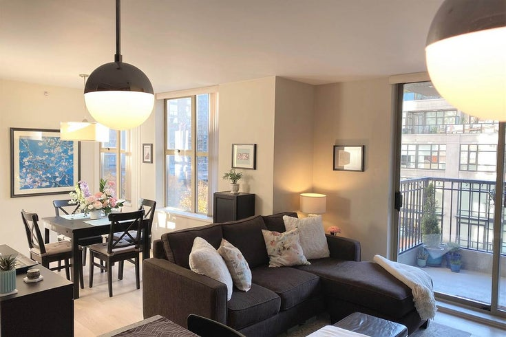 606 989 RICHARDS STREET - Downtown VW Apartment/Condo for sale, 2 Bedrooms (R2516154)
