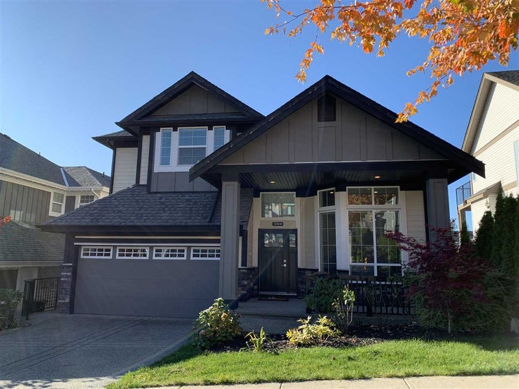 3508 PRINCETON AVENUE - Burke Mountain House/Single Family for sale, 5 Bedrooms (R2516259)