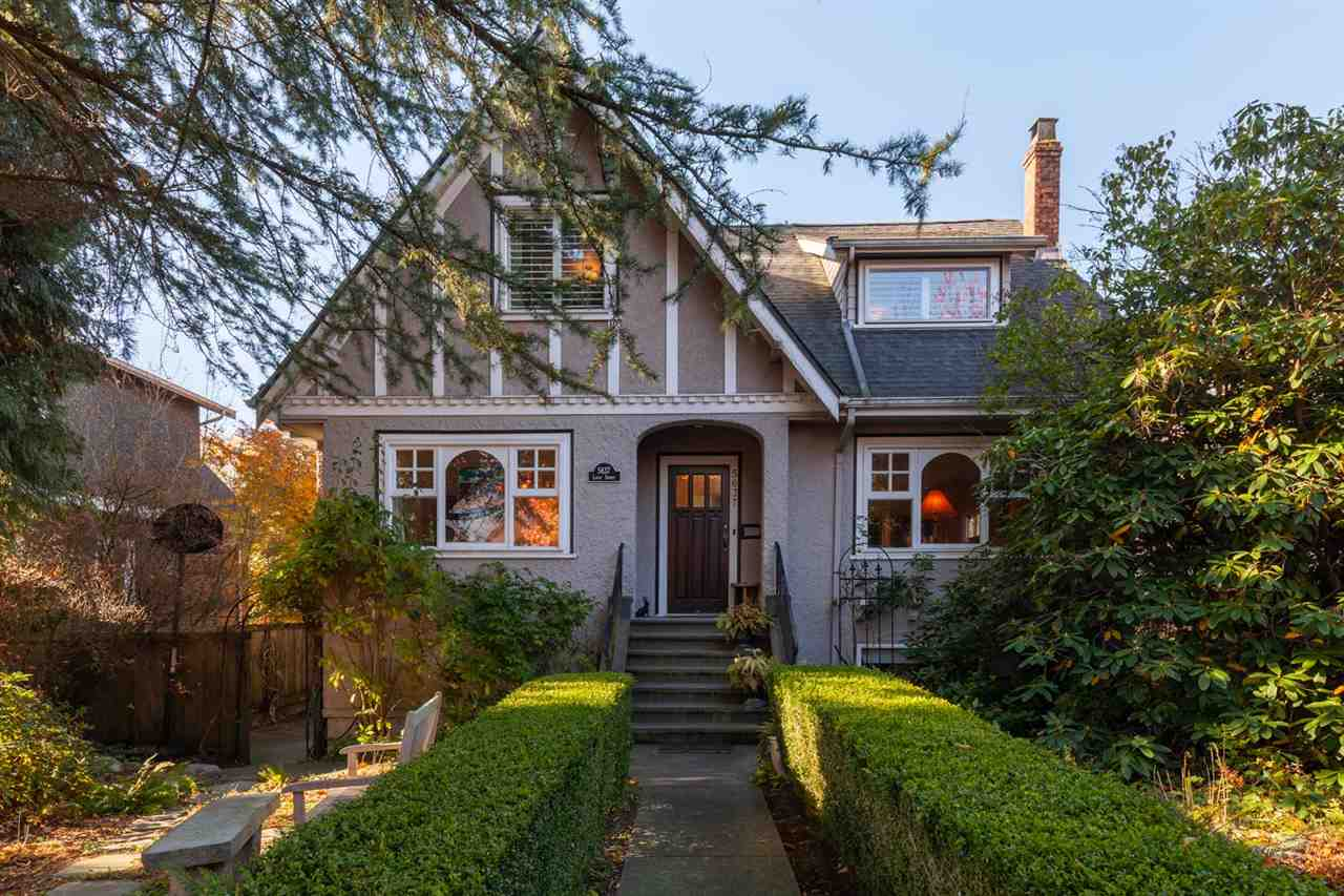 5637 LARCH STREET - Kerrisdale House/Single Family for sale, 5 Bedrooms (R2516326)