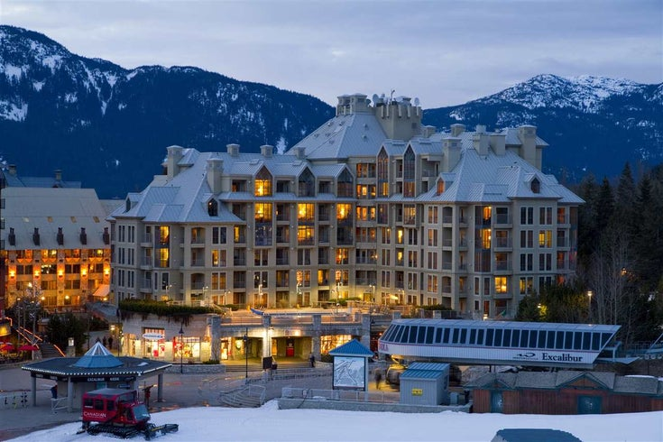 314 4320 SUNDIAL CRESCENT - Whistler Village Apartment/Condo for sale, 1 Bedroom (R2516333)
