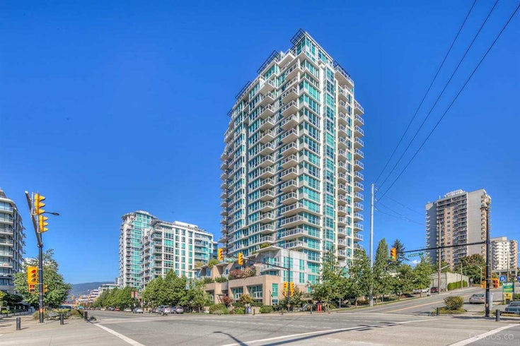 904 188 E ESPLANADE AVENUE - Lower Lonsdale Apartment/Condo for sale, 2 Bedrooms (R2516344)