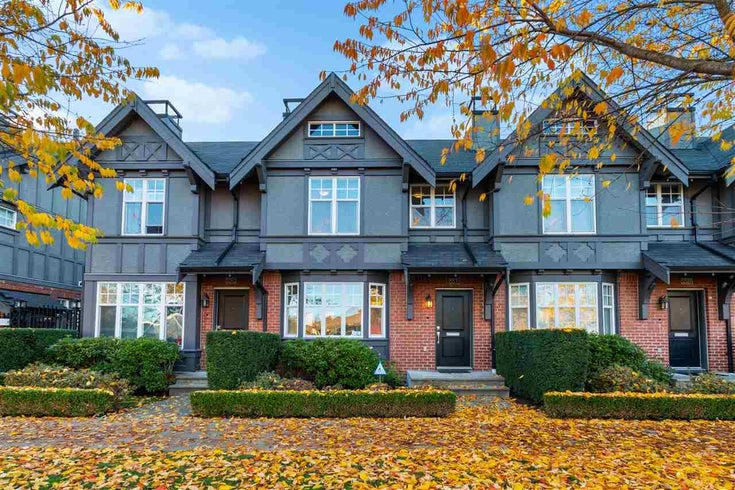 5591 WILLOW STREET - Cambie Townhouse for sale, 3 Bedrooms (R2516384)