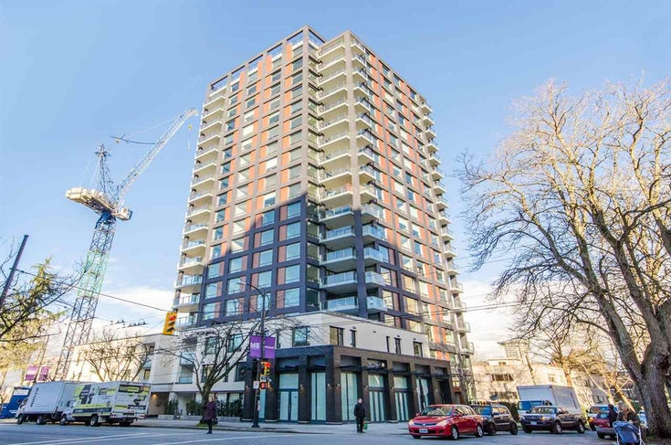 703 1171 JERVIS STREET - West End VW Apartment/Condo for sale, 2 Bedrooms (R2516393)