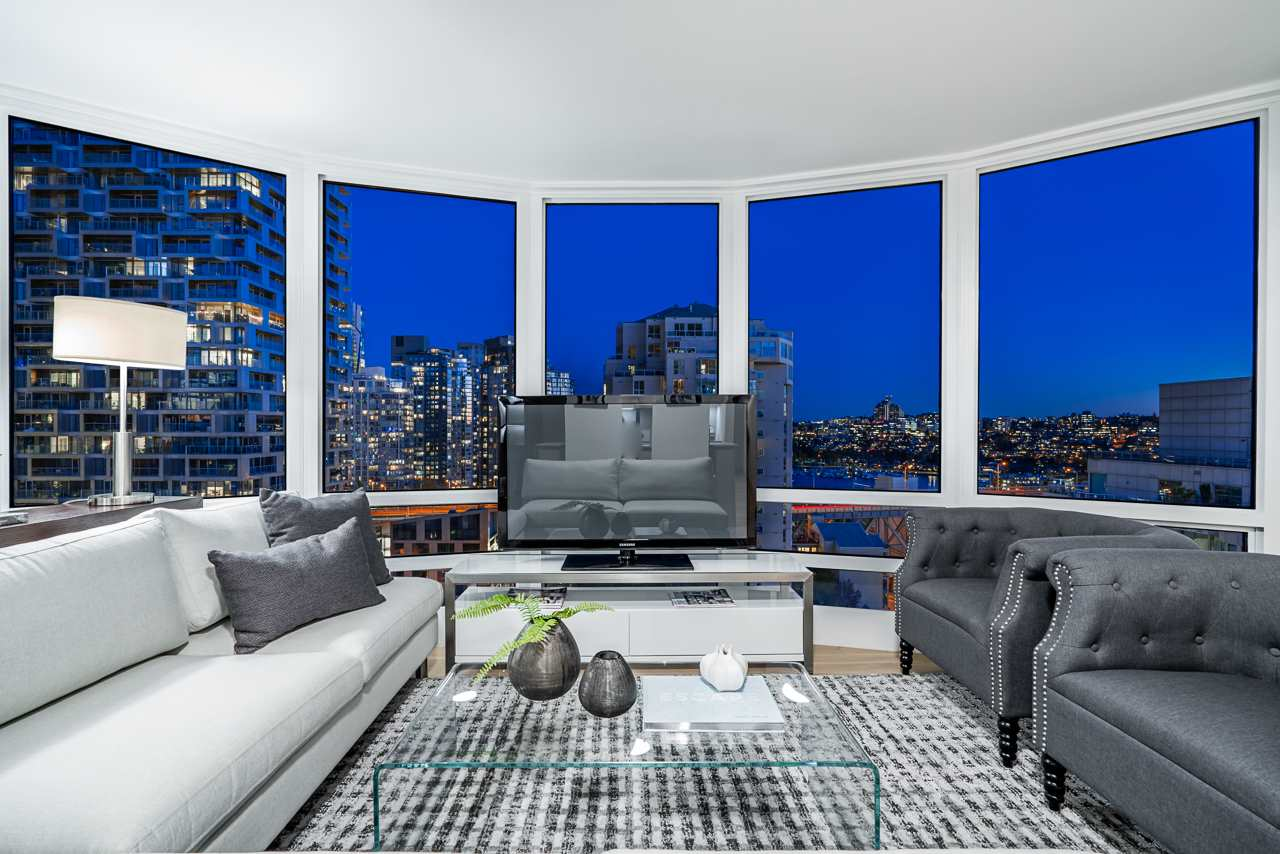 2002 1500 HORNBY STREET - Yaletown Apartment/Condo for sale, 2 Bedrooms (R2516400) - #1