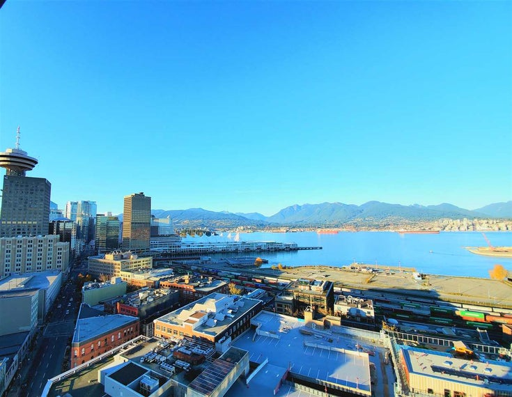 2402 128 W CORDOVA STREET - Downtown VW Apartment/Condo for sale, 2 Bedrooms (R2516450)