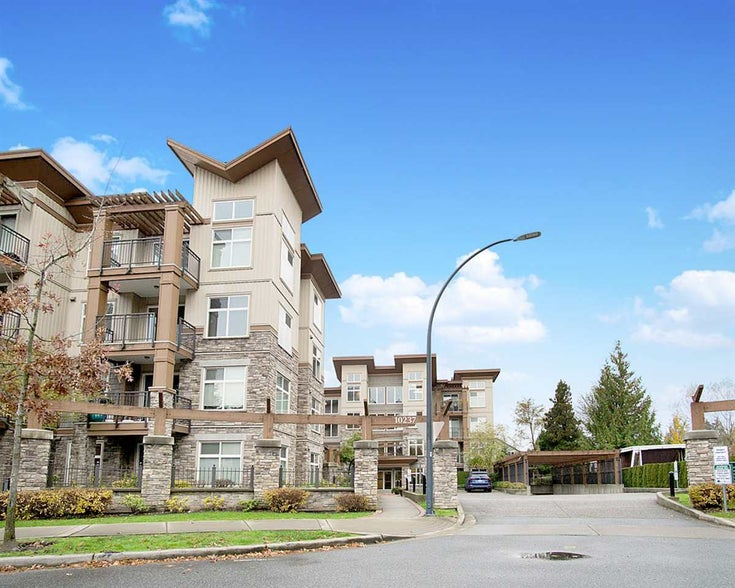 306 10237 133 STREET - Whalley Apartment/Condo for sale, 1 Bedroom (R2516465)
