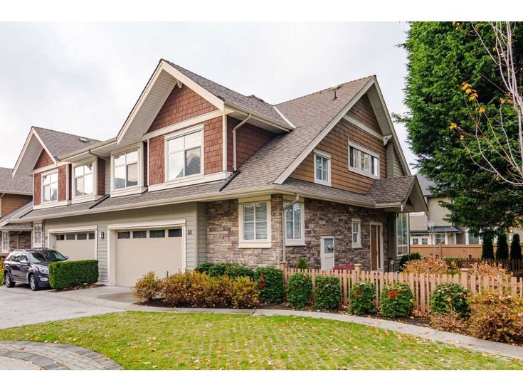 50 2453 163 STREET - Grandview Surrey Townhouse for sale, 4 Bedrooms (R2516511)