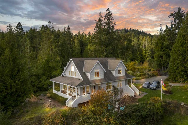 428 MARINERS WAY - Mayne Island House/Single Family for sale, 2 Bedrooms (R2516564)