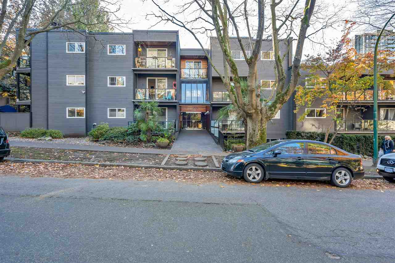303 1550 BARCLAY STREET - West End VW Apartment/Condo for sale, 1 Bedroom (R2516604) - #1