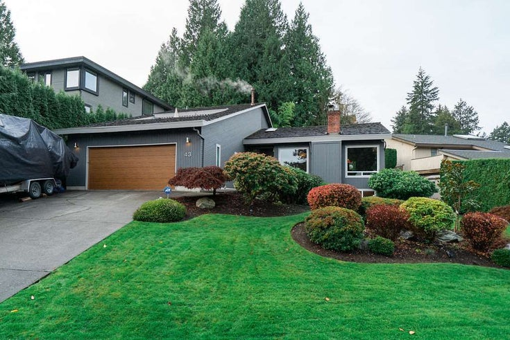 43 WOODLAND DRIVE - Tsawwassen East House/Single Family for sale, 5 Bedrooms (R2516716)