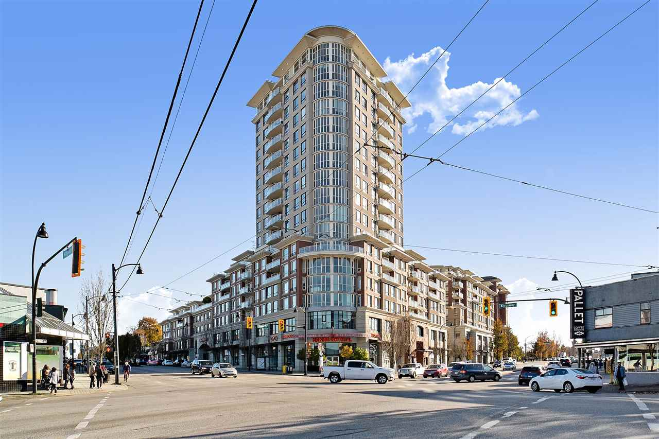 1006 4028 KNIGHT STREET - Knight Apartment/Condo for sale, 1 Bedroom (R2516864)