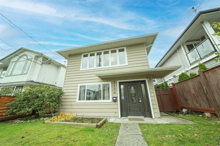 3175 JERVIS STREET - Central Pt Coquitlam House/Single Family for sale, 4 Bedrooms (R2516914)