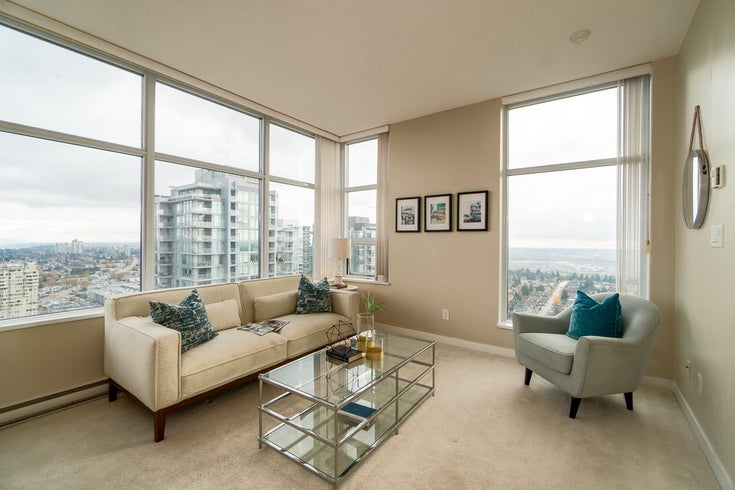 3905 4880 BENNETT STREET - Metrotown Apartment/Condo for sale, 2 Bedrooms (R2517024)
