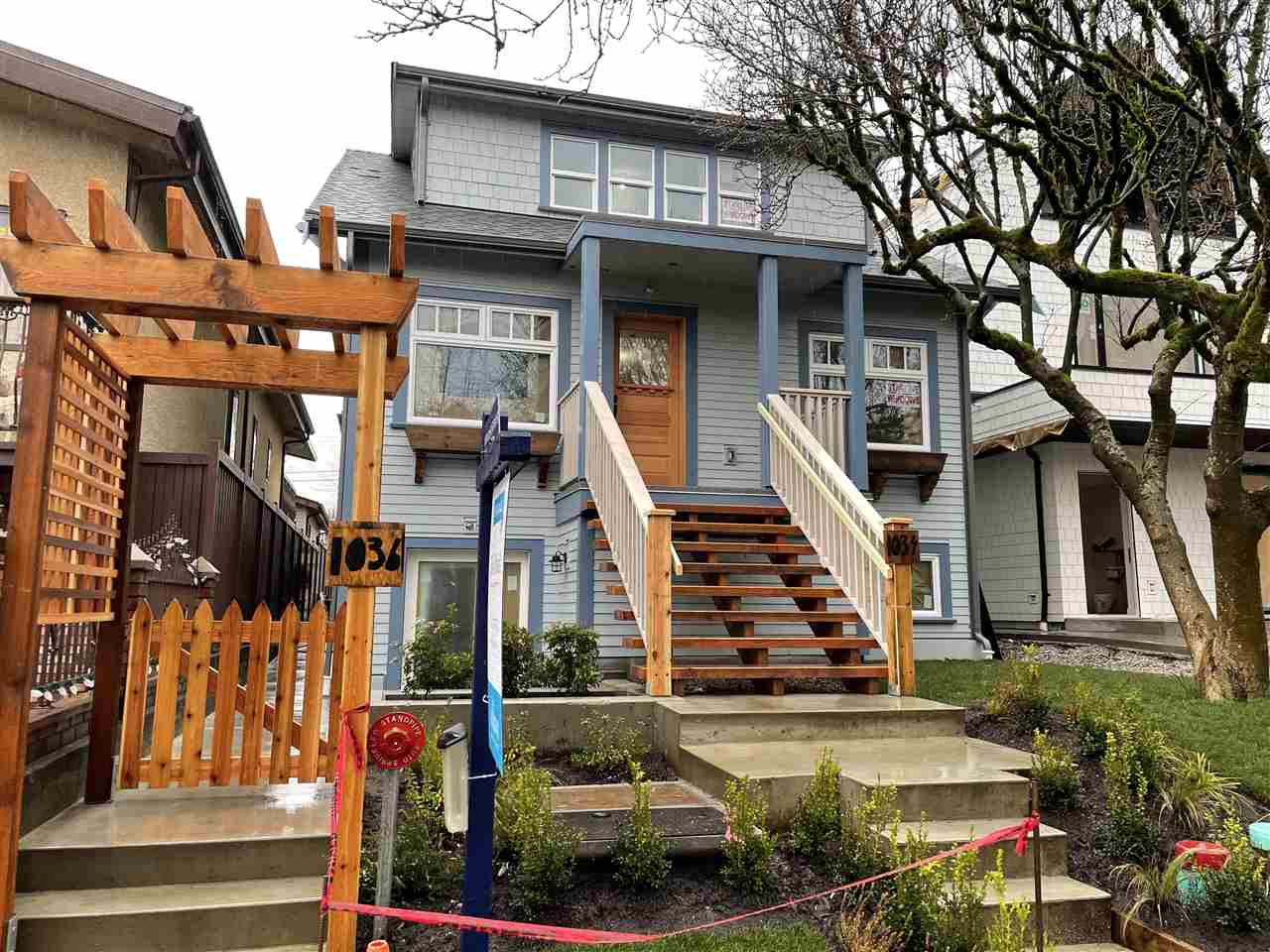 1034 E 14TH AVENUE - Mount Pleasant VE 1/2 Duplex for sale, 4 Bedrooms (R2517073) - #1