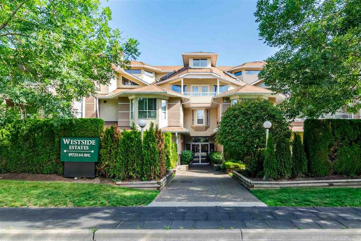 304 19721 64 AVENUE - Willoughby Heights Apartment/Condo for sale, 2 Bedrooms (R2517106)