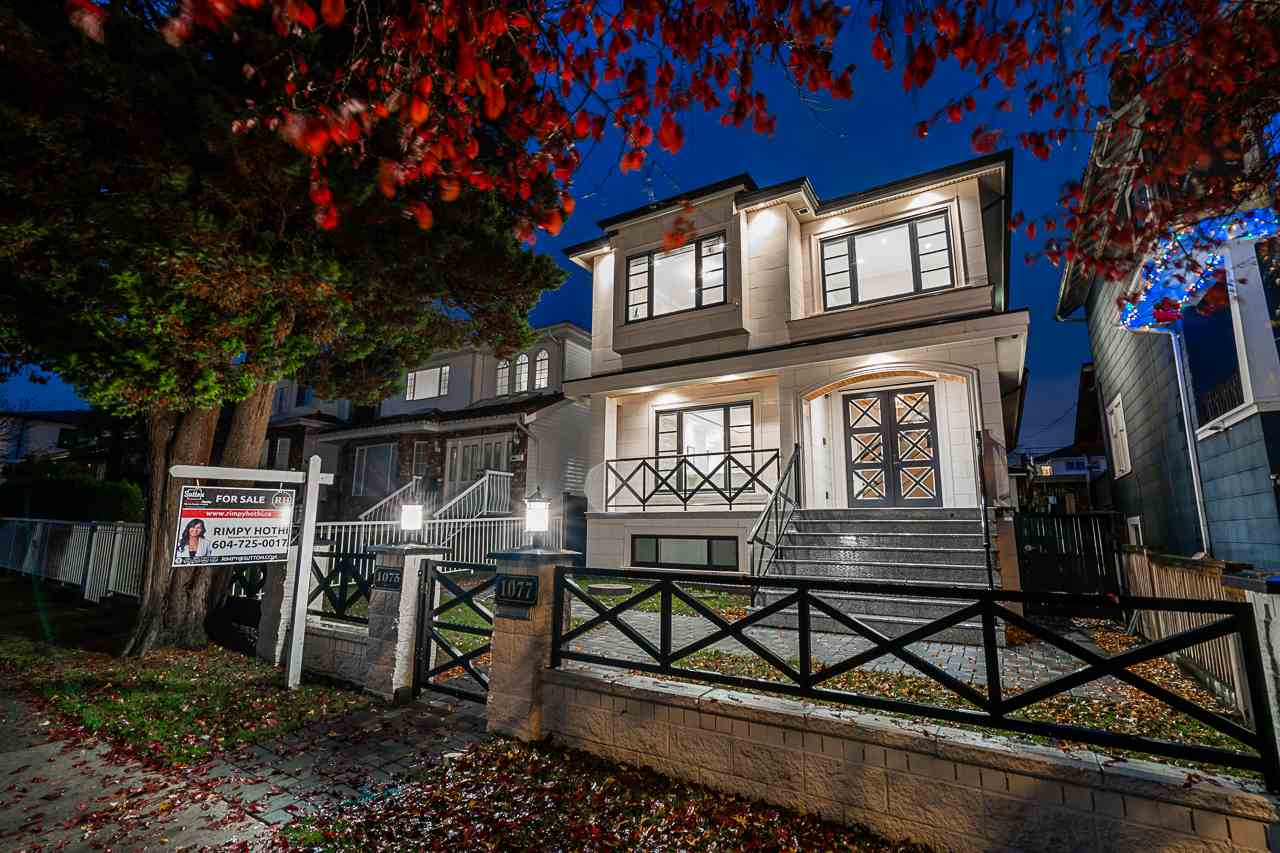 1077 E 59TH AVENUE - South Vancouver House/Single Family for sale, 6 Bedrooms (R2517123)